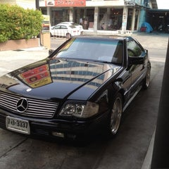 Photo taken at Shine and Clean car care by Dr. Sutthiporn C. on 10/13/2012