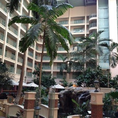 Photo taken at Sheraton Suites Fort Lauderdale At Cypress Creek by Tiffany W. on 2/16/2013