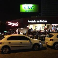 Photo taken at Bar do Peixe by Erika M. on 5/19/2013