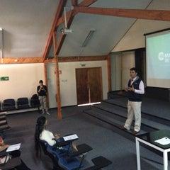 Photo taken at Universidad Andrés Bello by Giancarlo L. on 1/6/2014