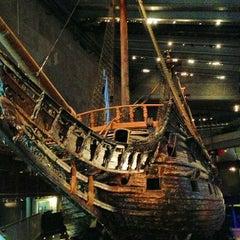 Photo taken at Vasamuseet by Phil B. on 5/30/2013