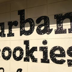 Photo taken at Urban Cookies Bakeshop by Alena F. on 4/4/2013