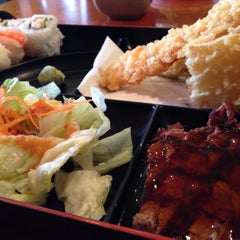Photo taken at Okawa Japanese Restaurant by Adam H. on 12/29/2014