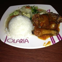 Photo taken at Solaria by Adrelia P. on 12/29/2013