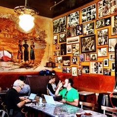 Photo taken at Caffe Trieste by Daniel A. on 9/5/2013