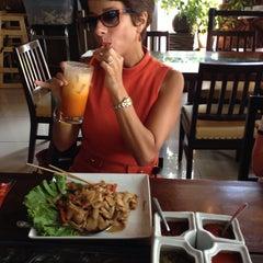 Photo taken at Pasara Thai by Meg D. on 8/21/2014