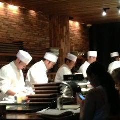 Photo taken at Blue Ribbon Sushi Izakaya by Charlie M. on 6/9/2013