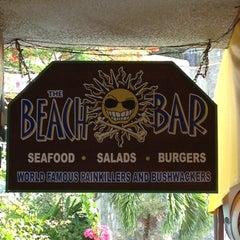 Photo taken at Beach Bar by Ben B. on 12/20/2012