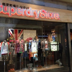 Photo taken at Superdry Store by Mui M. on 7/31/2014