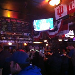 Photo taken at Sluggers World Class Sports Bar and Grill by Johnny E. on 4/9/2013