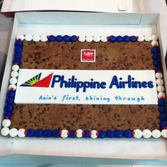 Photo taken at Philippine Airlines Head Office by Kit J. on 1/15/2013