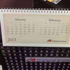 Photo taken at Philippine Airlines Head Office by Kit J. on 1/17/2013