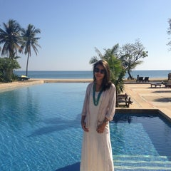 Photo taken at Sirarun resort by cherry a. on 1/14/2013