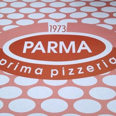 Photo taken at Pizzeria Parma by Peli on 10/4/2014