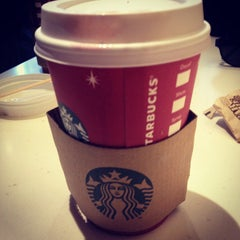 Photo taken at Starbucks by Anna F. on 11/19/2012