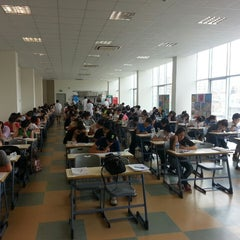 Photo taken at Bahçeşehir Koleji by Süleyman Cem D. on 6/2/2013