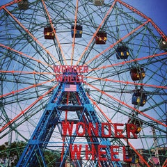 Photo taken at Coney Island Beach & Boardwalk by Brian P. on 6/22/2013