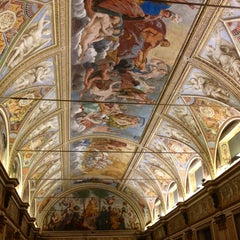 Photo taken at Palazzo Ducale by Daniele N. on 5/18/2013