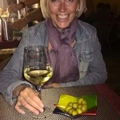 Photo taken at Bar Gelateria Pizzeria La Losa by Martin M. on 9/13/2013