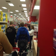 Photo taken at Target by Kloe S. on 11/29/2013