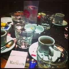 Photo taken at Le Montmartre by Mohammed J. on 4/7/2013