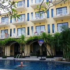 Photo taken at Front Village Hotel Phuket by Эндрю on 3/17/2015