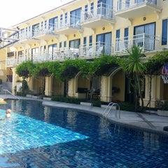 Photo taken at Front Village Hotel Phuket by Эндрю on 3/15/2015