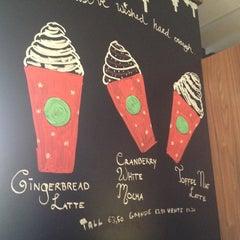 Photo taken at Starbucks by Christoph K. on 11/14/2012