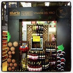 Photo taken at EURO Supermercado La Frontera by Julian V. on 12/5/2012