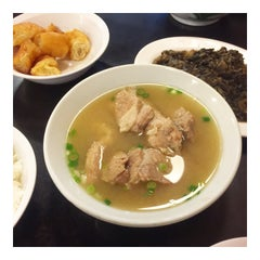 Photo taken at Xin Mei Le Bak Kut Teh by Kathryn Z. on 3/24/2015