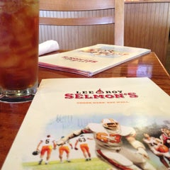 Photo taken at Lee Roy Selmon's by USCGAUX F. on 4/29/2013