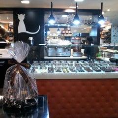 Photo taken at Katz Chocolates by Jen S. on 2/3/2015