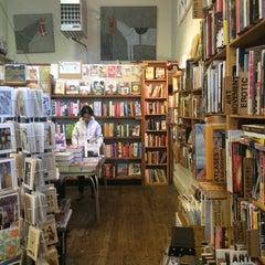 Photo taken at Dog Eared Books by Lumen B. on 2/8/2015