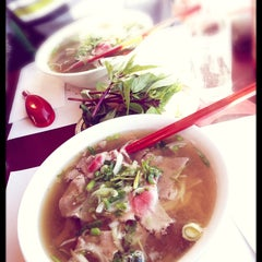 Photo taken at Pho Lien by Francis F. on 4/27/2013