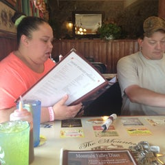 Photo taken at Mountain Valley Diner by Brad W. on 5/20/2013