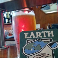Photo taken at Earth Bread & Brewery by Andrew G. on 7/20/2013