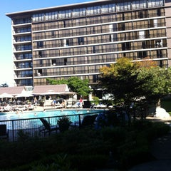 Photo taken at The Westin Bayshore, Vancouver by Robert W. on 7/9/2013