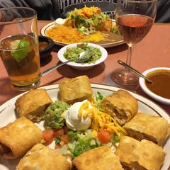 Photo taken at Chapala Mexican Restaurant by Kip W. on 12/31/2014