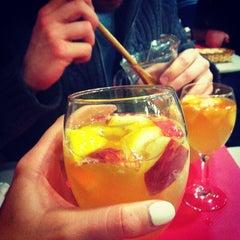 Das Foto wurde bei Princesa 23 von justine . am 12/31/2012 aufgenommen