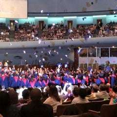 Photo taken at Community of Christ Auditorium by Andrea S. on 5/23/2015