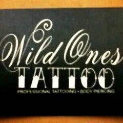 Photo taken at Wild Ones Tattoo by Menggai Ü on 4/19/2013