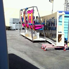 Photo taken at Sony Pictures Studios Stage 30 by Michael S. on 11/20/2012
