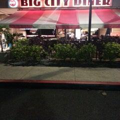 Photo taken at Big City Diner by Nicholas V. on 4/24/2013