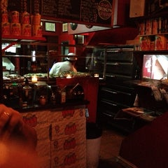 Photo taken at South Brooklyn Pizza by Annya B. on 9/14/2014