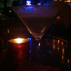 Photo taken at Bistango Martini Lounge by Jessica C. on 4/7/2013