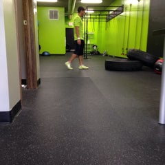 Photo taken at Wild Workouts And Wellness by Boogamadoo G. on 10/6/2014
