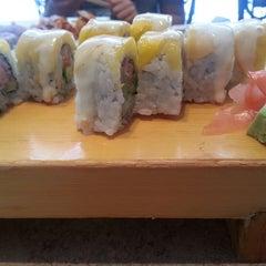 Photo taken at Sushi Haru by Sonja R. on 4/22/2013