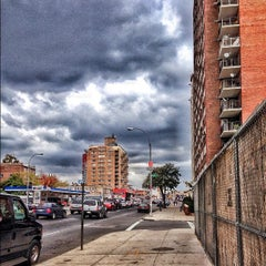 Photo taken at Hillside Ave by David D. on 10/27/2012