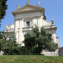 Photo taken at Basilica S.Cosma e Damiano by Sergey V. on 7/16/2013