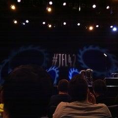Photo taken at Queen Elizabeth Building & Theatre by Rene T. on 9/22/2012
